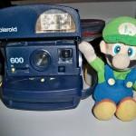 Una Polaroid 600