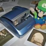 Una Polaroid One600 Classic